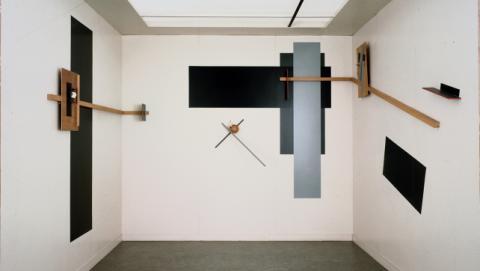 Apog e et p rig e du white cube aln nt2 for L art minimaliste