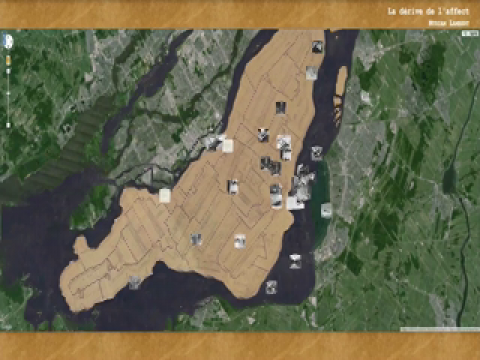 La dérive de l'affect, Myriam Lambert, Vidéo 2