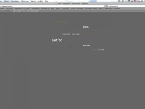 Autito (navigation filmée #1)
