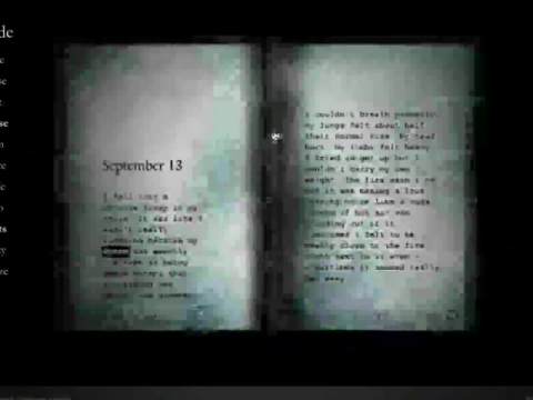 Inside: A Journal of Dreams (navigation filmée #1)