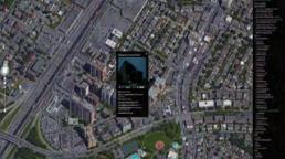 Carte sonographique de Montréal, Max Stein, Julia Stein, Vidéo 1
